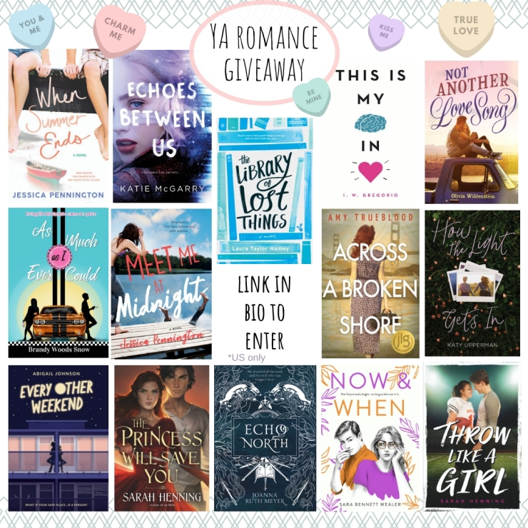 vday romance giveaway 2020