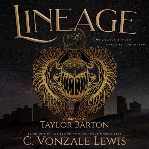 Lineage Audio Book Cover